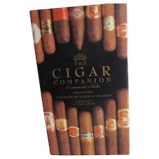 The Cigar Companion Connoisseur's Guide by Bati & Chase