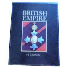 Boxed Two Volume Horizon History of the British Empire