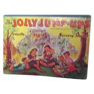 The Jolly Jump-Ups Favorite Nursery Stories Pop-up Book