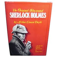The Original Illustrated Sherlock Holmes by Doyle