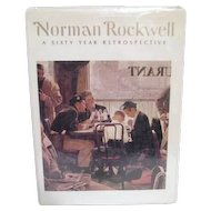 Norman Rockwell A Sixty Year Retrospective Catalogue of an Exhibition