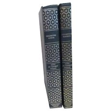Two Volume Set of Collected Lyrics and Sonnets of Edna St. Vincent Millay