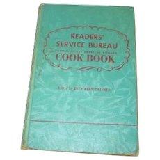 Reader's Service Bureau Cook Book 1941