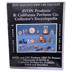 Avon Products Price Guide 1994 by Bud Hastin