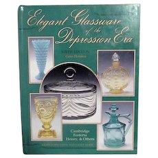 Elegant Glassware of the Depression Era