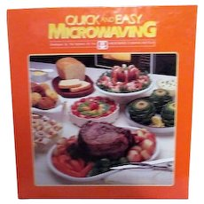 Quick and Easy Microwaving