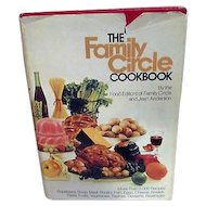 The Family Circle Cookbook c1974