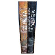Boxed Set of Two Volumes Venice Art and Architecture
