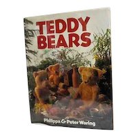 Teddy Bears by Phillippa & Peter Waring