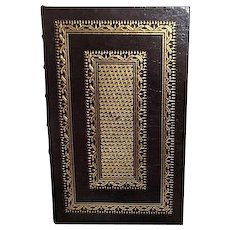 Leather Bound Silas Marner by George Eliot Gilded Edging