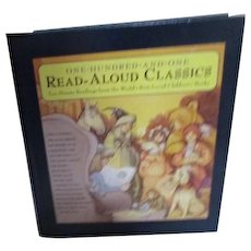 101 Read-Aloud Classics Excerpt Collection for Children