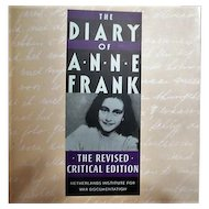 The Diary of Anne Frank the Revised Critical Edition
