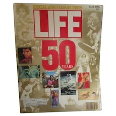 Life Magazine Special Anniversary Issue Fall 1986