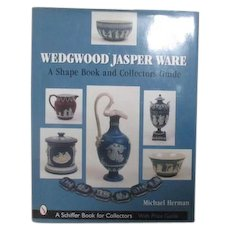 Wedgwood Jasper Ware Shape Book with Collector's Guide