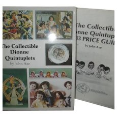 The Collectible Dionne Quintuplets and Life Story with Separate Price Guide