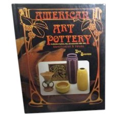 American Art Pottery Identification and Values