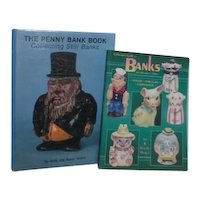 Two Bank Collecting Books