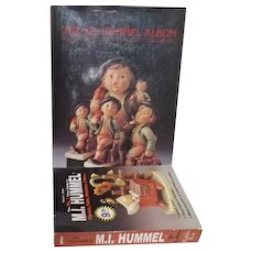 Two Books on Hummel Figurines, Plates, Miniatures