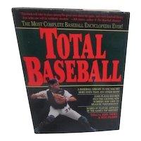 Total Baseball Complete Baseball Encyclopedia