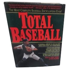 Total Baseball Complete Baseball Encyclopedia
