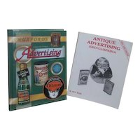 Two Books on Collecting Advertising