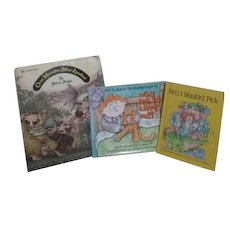 3 Young Children's Books