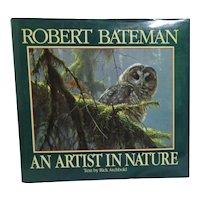 An Artist in Nature Paintings by Robert Bateman