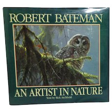 An Artist in Nature Paintings by Robert Bateman