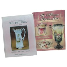 2 Books on Collecting R.S. Prussia Pieces