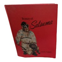 Hardback Treasury of Satsuma by Sandra Andacht