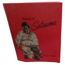Hardback Treasury of Satsuma by Sandra Andacht