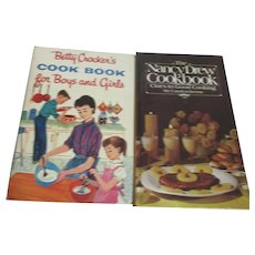 2 Cookbooks for Boys and Girls
