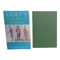 Pair of Books on Golf