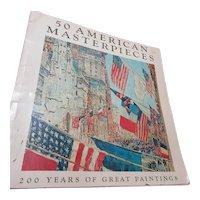 50 American Masterpieces