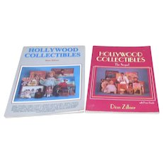 2 Book Set Hollywood Collectibles