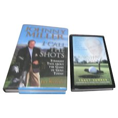 Set of 2 Golf Books--Reference