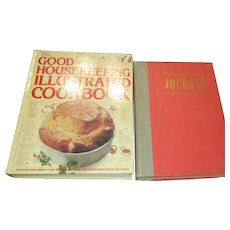 Set of 2 Cookbooks for Time Savings