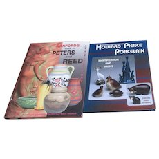 2 Hardback Books on Pottery and Porcelain