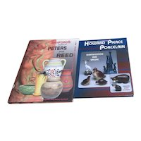 3  Books on Pottery and Porcelain