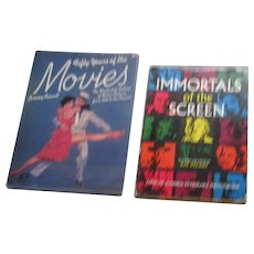 2 Books on the Movies