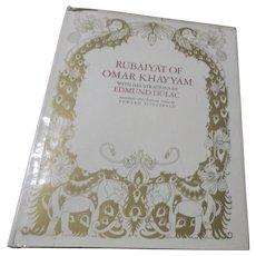 Rubaiyat of Omar Khayyam Illustrations by Edmund Dulac