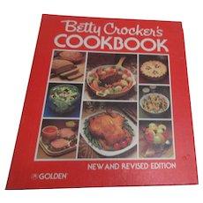 Betty Crocker's Cookbook New & Revised 1978