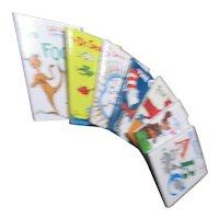 7 Dr. Seuss Books Beginner Books