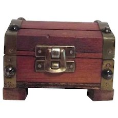 Tiny Treasure Chest