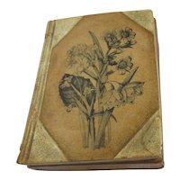 Italian Borghese Ceramic Box Book Stack Design