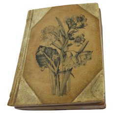 Italian Borghese Ceramic Box Book Stack Design