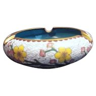 Cloisonne Ashtray