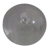 Orient & Flume Clear Glass Paperweight