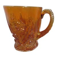 Marigold Large Mug by imperial Glass Company