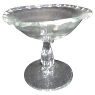 Fostoria Century Pattern Footed Compote